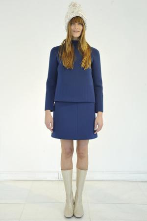Показы мод Courrèges Осень-зима 2014-2015 | Подиум на ELLE - Подиум - фото 3972
