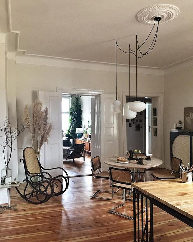 Атмосферная квартира в старом доме в Познани (фото 8)