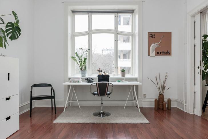 Образцовая скандинавская квартира 140 м² (фото 12)