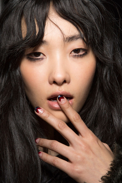 Бьюти-тренды всех Недель моды fw 2015 | галерея [10] фото [2] Rebecca Minkoff