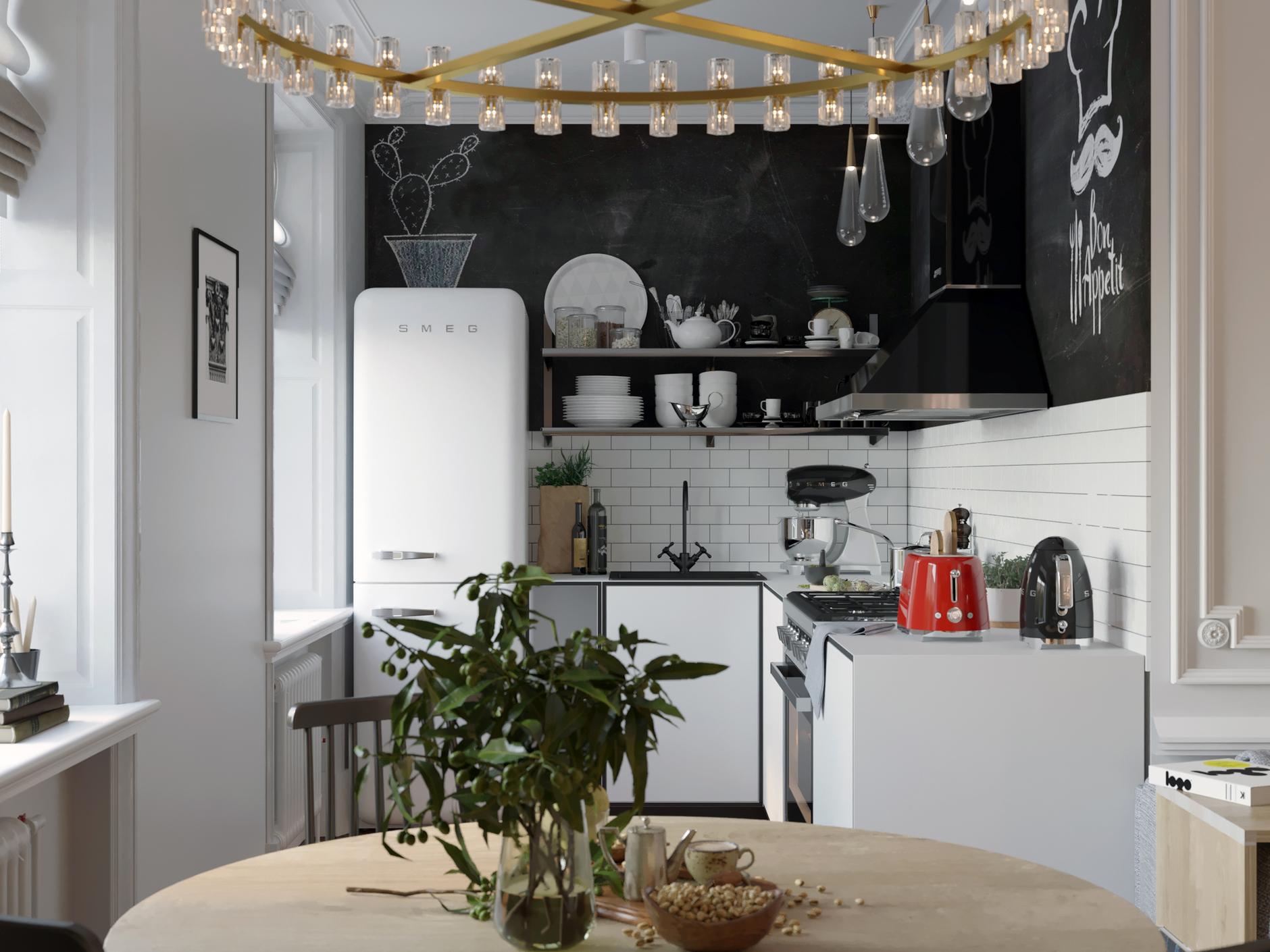 «Кухня в стиле Smeg»: итоги конкурса (галерея 5, фото 3)