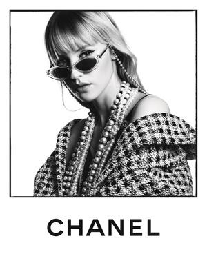 Фаррелл Уильямс, Маргарет Куэлли и другие звезды в кампании Chanel (фото 5.1)