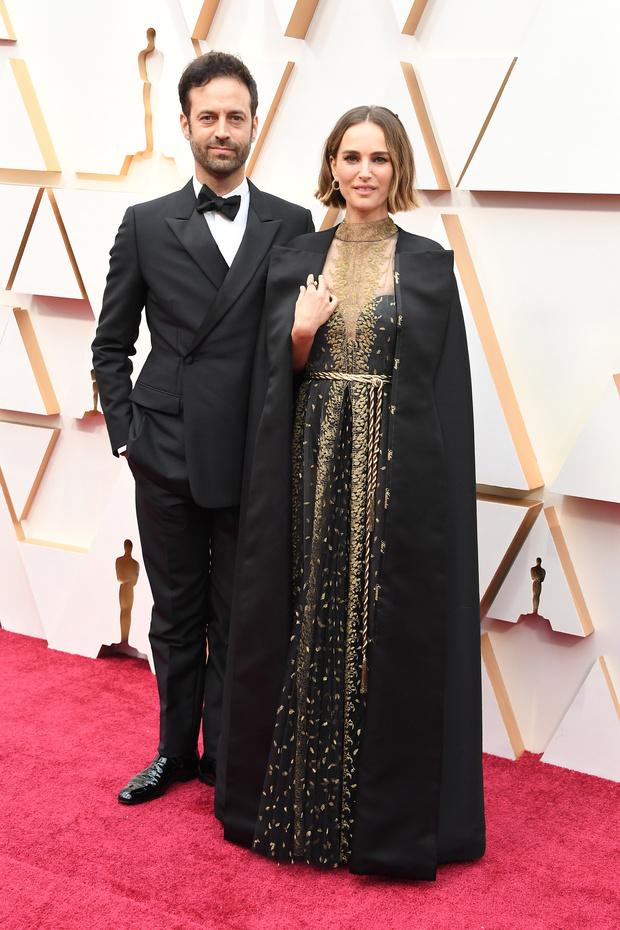 Самые эффектные звездные пары церемонии «Оскар-2020» (фото 1)