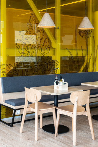 «Кухня Полли»:  кафе и ресторан в Строгино (фото 21.1)