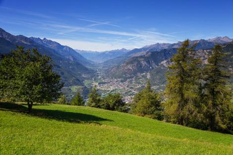 Итальянские Альпы: 10 главных достопримечательностей долины Аосты | галерея [8] фото [4]