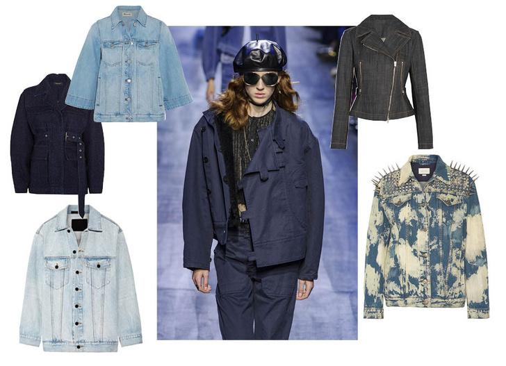 Isabel Marant, Madewell, Dior, Alaia, Alexander Wang, Gucci
