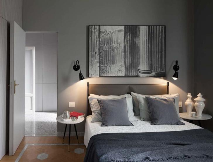 Эклектичная квартира 150 м² в Милане (фото 6)