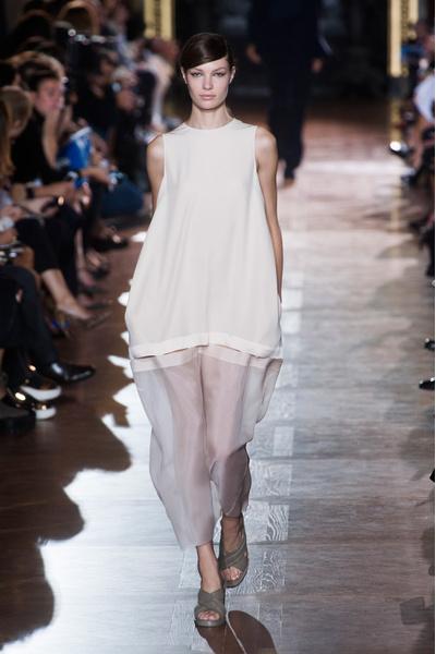 Stella McCartney на Неделе моды в Париже