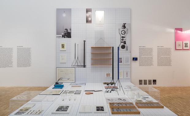 Выставка к 100-летию Акилле Кастильони в музее Триеннале (фото 6)
