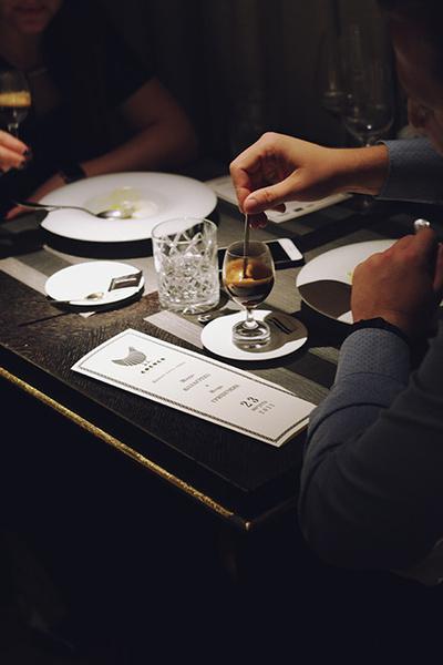 Кофе, еда и Лазурный берег: закрытый ужин в ресторане «Кококо» | галерея [1] фото [8]
