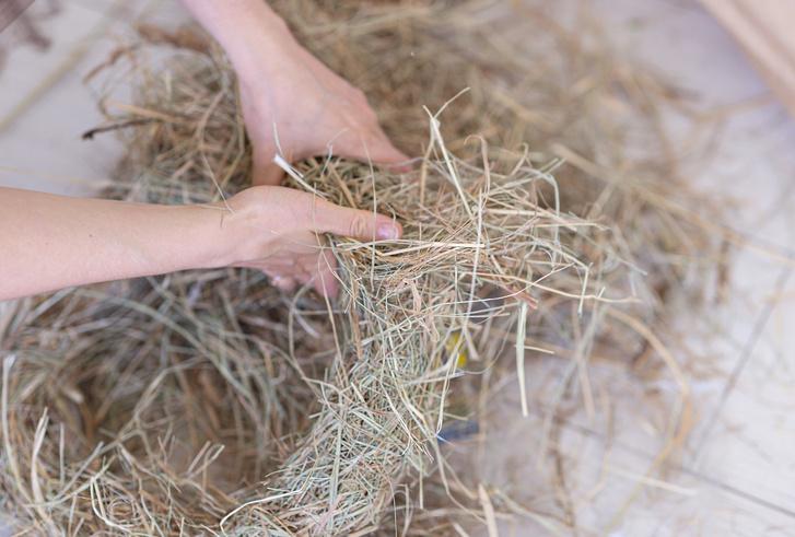 Мастер-класс: интерьерный венок своими руками (фото 10)