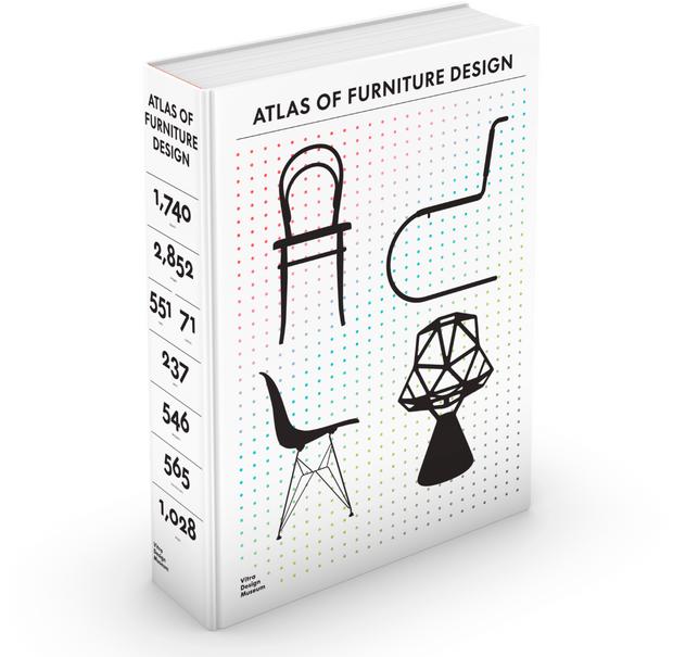 """200 лет истории мебельного дизайна в новом """"Атласе"""" Музея Vitra (фото 1)"""
