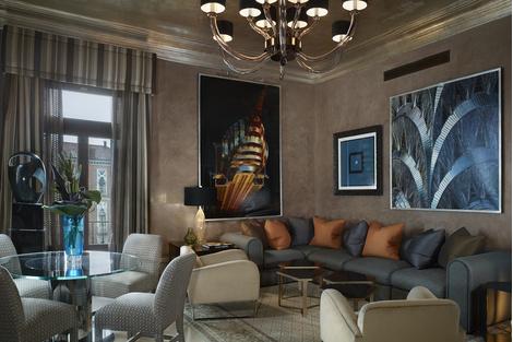 Архитектурное достояние Венеции: отель Gritti Palace | галерея [1] фото [18]