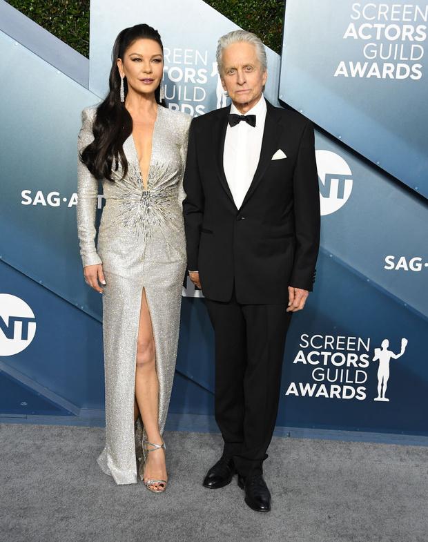 Группа поддержки: самые красивые пары на SAG Awards (фото 4)