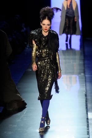 Показ Jean Paul Gaultier коллекции сезона Осень-зима 2011-2012 года Haute couture - www.elle.ru - Подиум - фото 278879