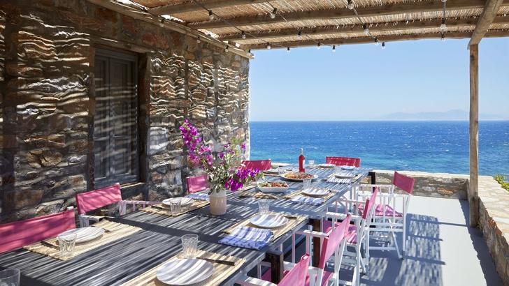 Дом дизайнера Эндрю Шейнмана в Греции (фото 0)