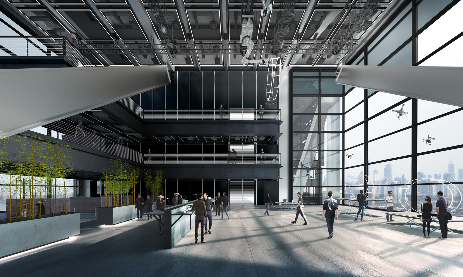 Foster + Partners (галерея 3, фото 1)