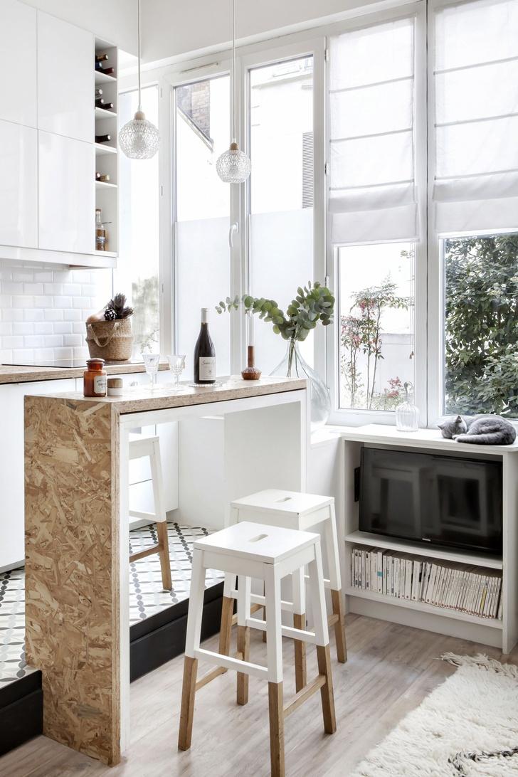 Мини-лофт с парижским шиком (фото 6)