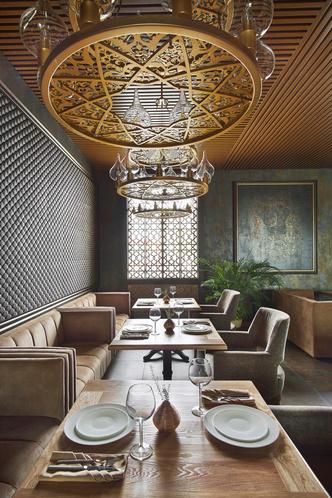 Восточная сказка: гостиница и ресторан Diamond в Новом Уренгое (фото 9.2)