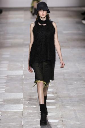 Показ Fashion East коллекции сезона Осень-зима 2012-2013 года Prêt-à-porter - www.elle.ru - Подиум - фото 356133