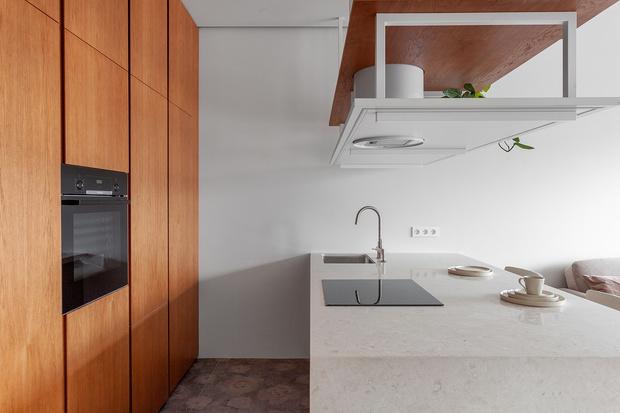 Квартира 44 м² для успешного бизнесмена от студии MAST (фото 9)
