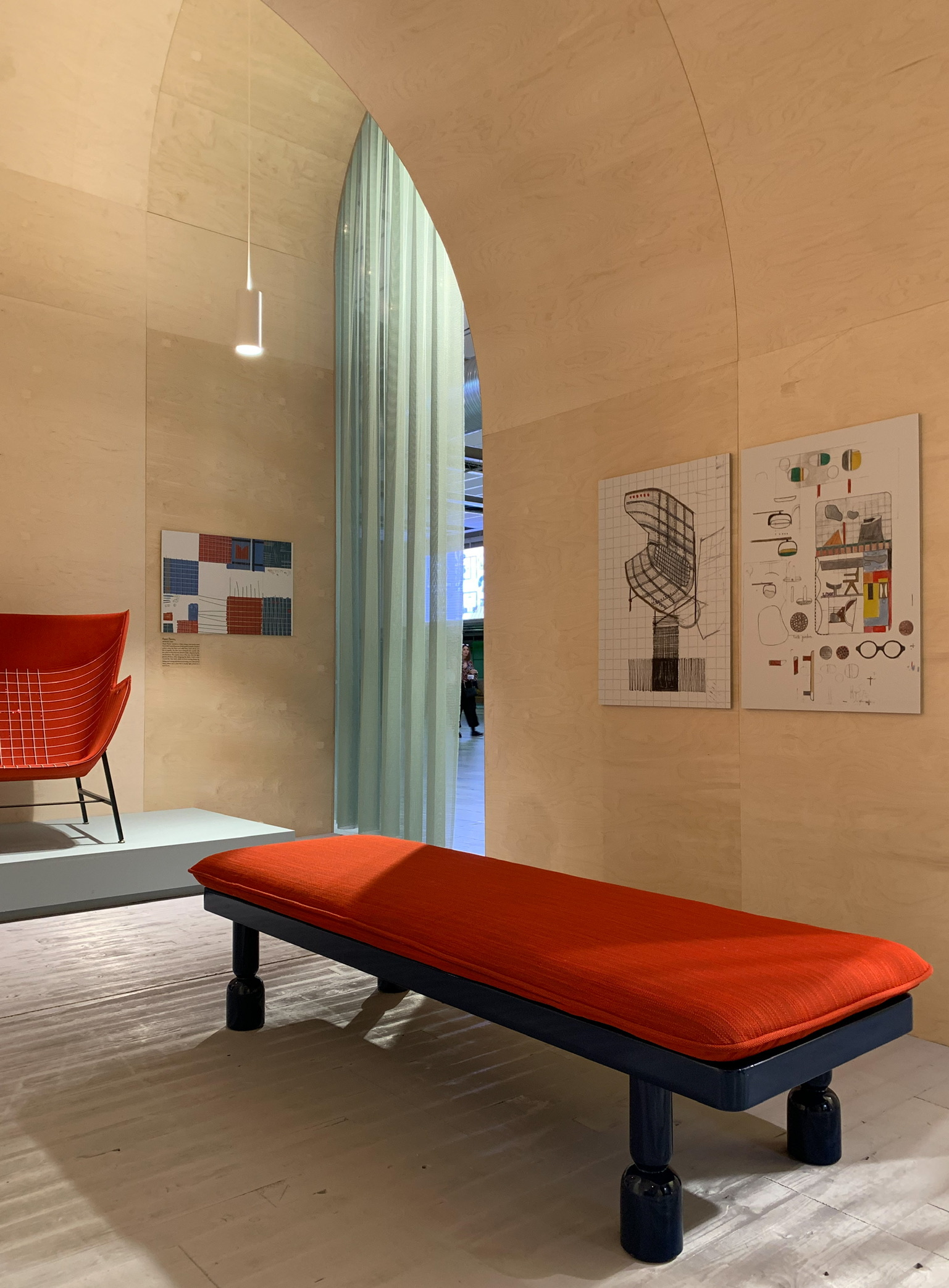 Неделя дизайна в Стокгольме 2020: блог бюро P+Z (галерея 8, фото 4)