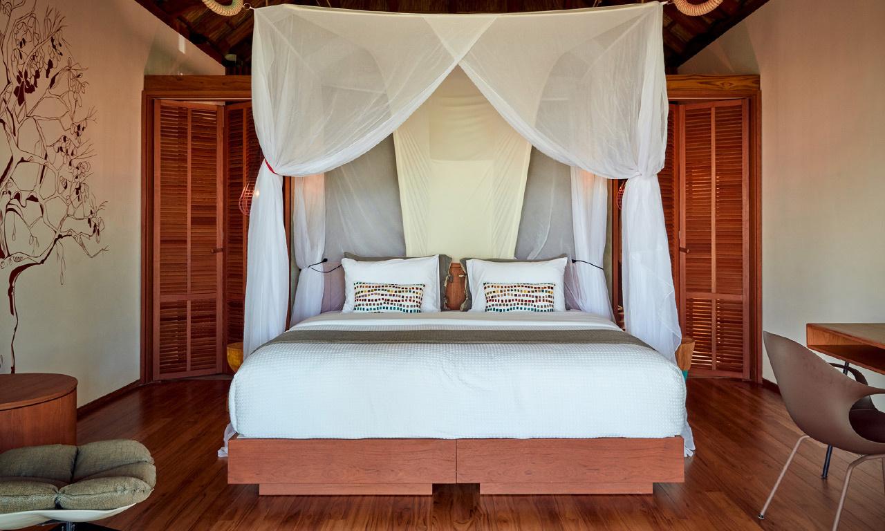Бежим от холодов: дизайн-отель в Занзибаре (галерея 6, фото 4)