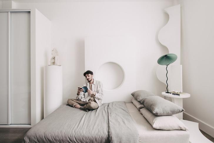 Комфорт вещей: новая квартира Оскара Пикколо (фото 0)