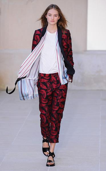 Неделя моды в Париже: день первый | галерея [1] фото [2]