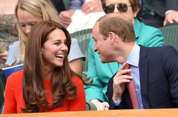 Кейт Миддлтон и принц Уильям на отдыхе