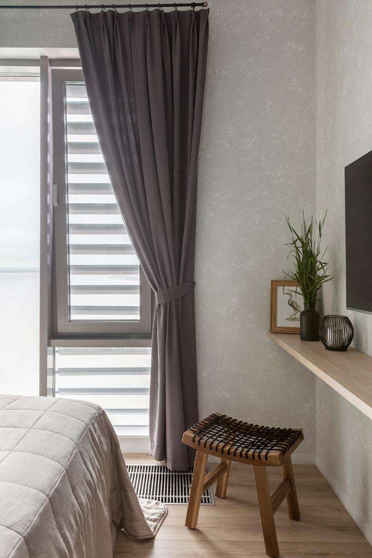 Лаконичная квартира 60 м² в Хабаровске (фото 13)