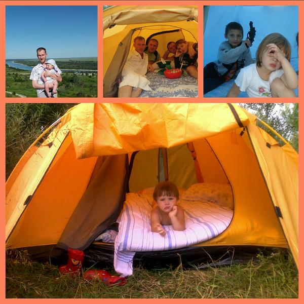 Самый лучший отдых - это отдых с друзьями, детьми. Мы любим путешествовать по России, отдыхаем исключительно в палатках. Почти всю Россию объездили, в этом году покоряли Краснодарский край. В следующем году в планах Байкал.