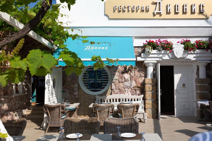 """Ресторан """"Дионис"""": возрождение легенды на побережье Черного моря (фото 4)"""