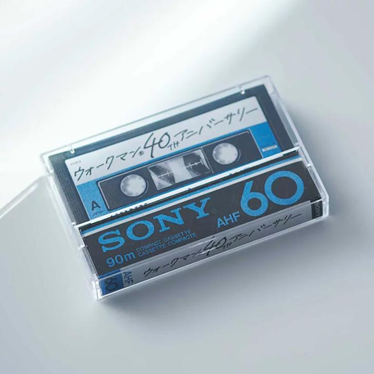 Sony отмечает 40-летие плеера Walkman (фото 7)