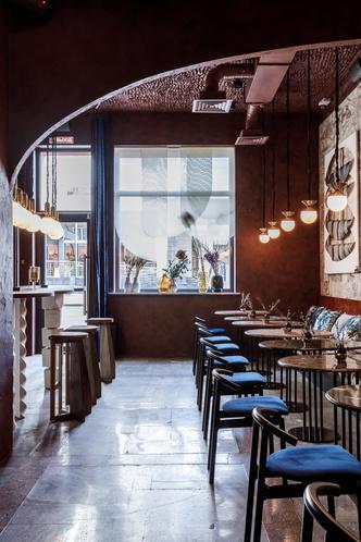 «Хлеб Да Винчи'К»: ресторан с дизайнерским интерьером в Краснодаре (фото 17.1)