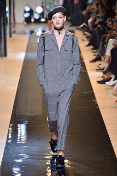 Неделя моды в Париже: показы Alexander McQueen и Paul & Joe ready-to-wear осень — зима 2015-2016 | галерея [2] фото [14]
