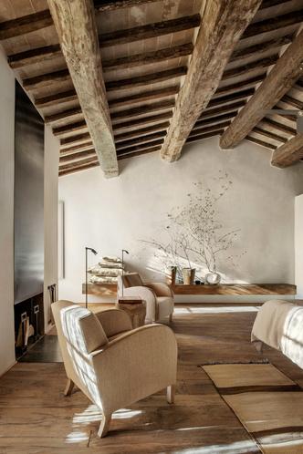 Monteverdi Hotel: бутик-отель в старинной тосканской глубинке (фото 2.1)