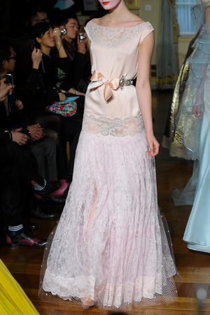 Показ Alexis Mabille коллекции сезона Весна-лето 2012 года Haute couture - www.elle.ru - Подиум - фото 330385