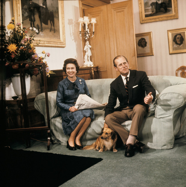 Баланс сил: история счастливого брака Елизаветы II и принца Филиппа фото [15]
