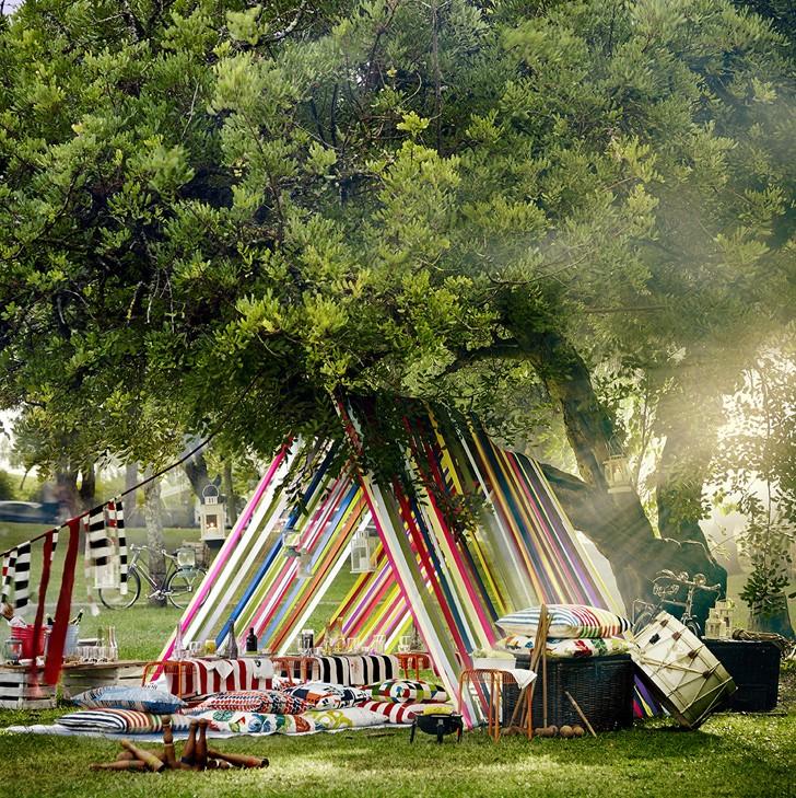 Летняя вечеринка в саду: 10 идей декора (фото 32)