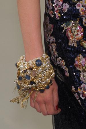 Показ  коллекции сезона Осень-зима 2010-2011 года haute couture - www.elle.ru - Подиум - фото 167761