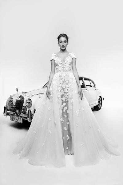 Wedding time: свадебные коллекции 2019 в стиле ретро (галерея 1, фото 0)
