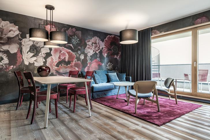 Дизайн-отель Laurichhof в Пирне (фото 9)