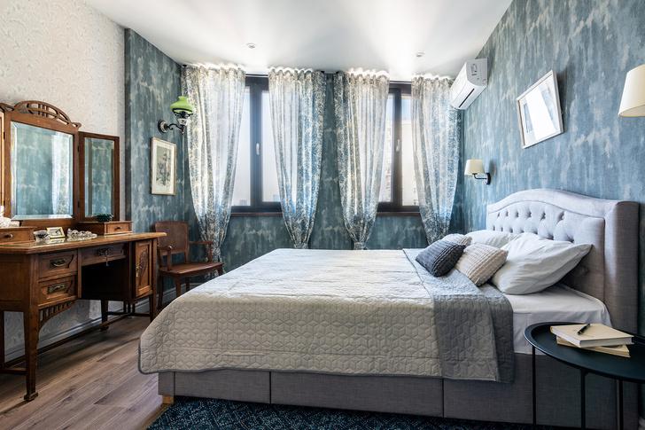 Уютная маленькая квартира 55 м² в Киеве (фото 12)