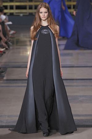 Показ Stephane Rolland коллекции сезона Осень-зима 2010-2011 года Haute couture - www.elle.ru - Подиум - фото 168035