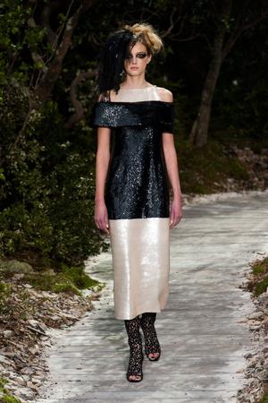 Показ  коллекции сезона Весна-лето 2013 года haute couture - www.elle.ru - Подиум - фото 478961