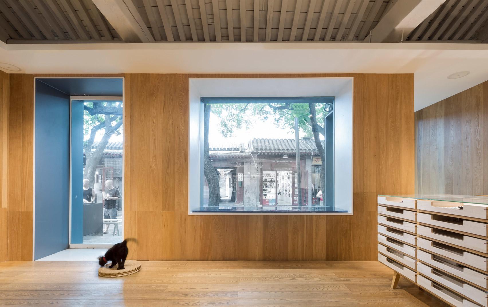 Магазин вееров в пекинском хутуне (галерея 6, фото 1)