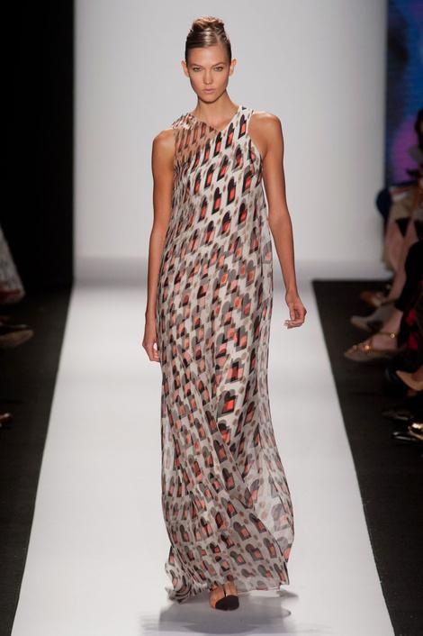 Тренд коллекции Carolina Herrera на Неделе моды в Нью-Йорке