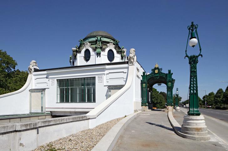 Отто Вагнер: 10 самых известных проектов великого архитектора (фото 20)