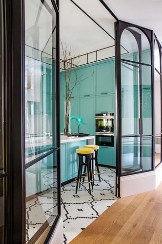 Жизнь прекрасна: квартира в центре Мадрида (фото 10.2)